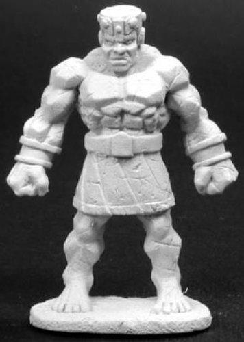 Golem Miniatures - Stone Golem (OOP)