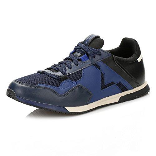 Diesel Hommes Bleu/Noir S-Furry Remmi V Basket