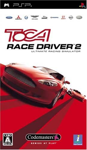 TOCA RACE DRIVER 2 ULTIMATE RACING SIMULATOR - PSP