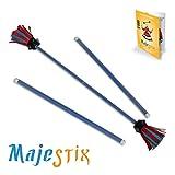 Blue Majestix Juggling Sticks Devil Sticks
