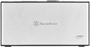 SilverStone SST-TS12C – Base de conexión para discos duros dual ...