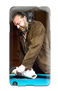 Tough Galaxy QdCwAXT7014MPhOz Case Cover/ Case For Galaxy Note 3(the Departed () )