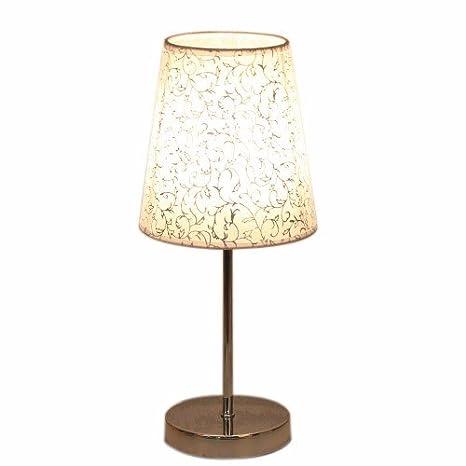 Toquen de cálido lámpara de noche dormitorio decoración ideas boda ...