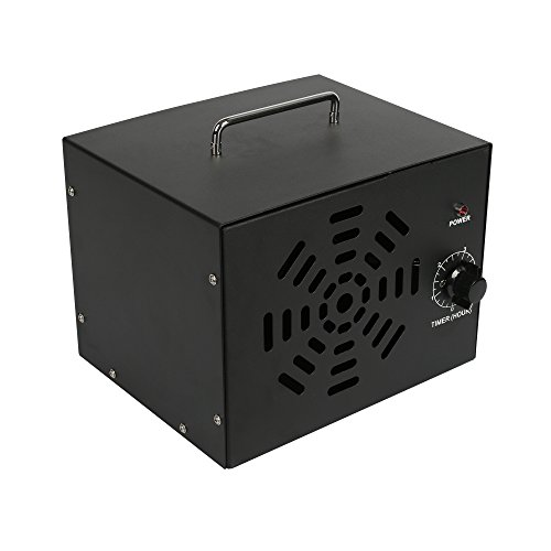 A2Z Ozone Air-3500 Ozone Generator | Natural Deodorizer | Allergies | 0 to 4-Hour Hands-Free Timer