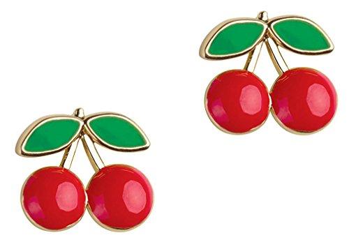 The 9 best cherry earrings for girls 2019