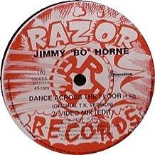 JIMMY BO HORNE / DANCE ACROSS THE FLOOR