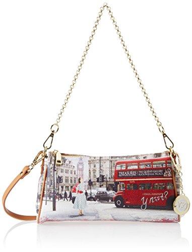 Female Bag Leather YNOT Bag london YNOT YESBAG J313YB46 print wpZwqTI