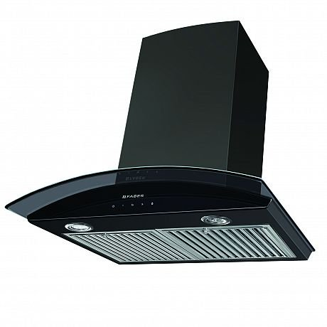 Faber Feel Plus BK TC LTW 60 - Kitchen Chimneys and Hoods, 6 (Black)