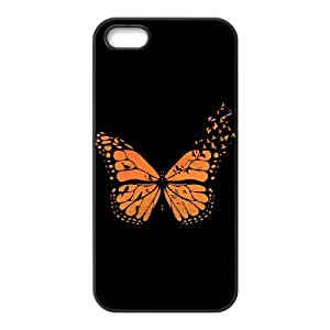 iPhone 4 4s Phone Case Covers Black Monarch IXC Houdt Cell Phone Covers