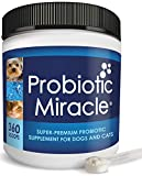 Nusentia Probiotic Miracle Dog Probiotics (360 Servings)