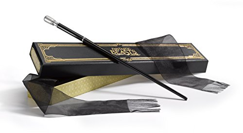The Wand of Percival Graves  w/Collector's Box - Harry Potter