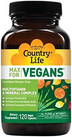 vitamins to support vegan diet