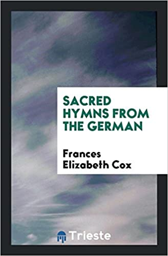 Descargar Con Torrent Sacred Hymns From The German Epub