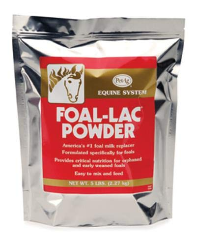 Foal-Lac® Instantized Powder - Foal Milk Replacer, 5lb by PetAg