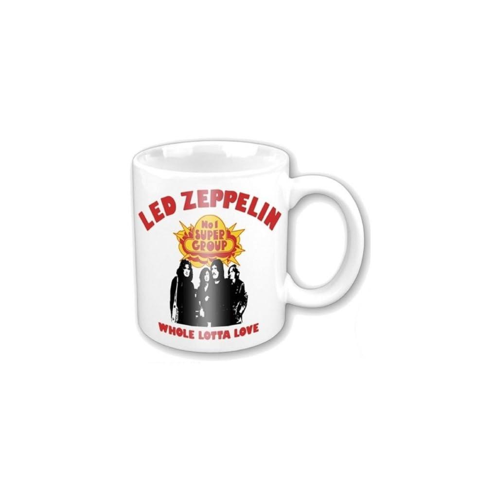 Led Zeppelin Taza