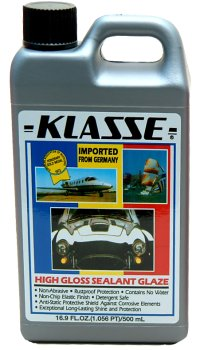 Klasse High Gloss Sealant Glaze - Klasse High Gloss Sealant Glaze 16.9 oz.