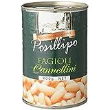 ポジリポ カンネッリーニ(白いんげん豆)水煮/400g TOMIZ/cuoca(富澤商店) イタリアンと洋風食材 洋食材
