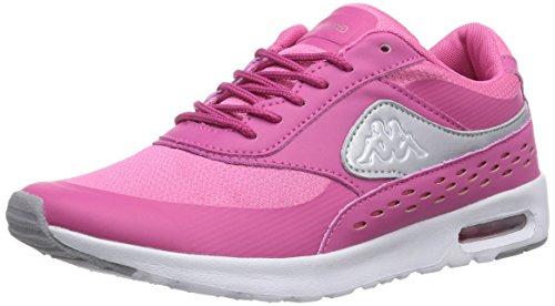 2215 Deportiva Milla silver Sinttico De Kappa Pink Zapatilla Rosa Mujer Material Pink SOwqnpz