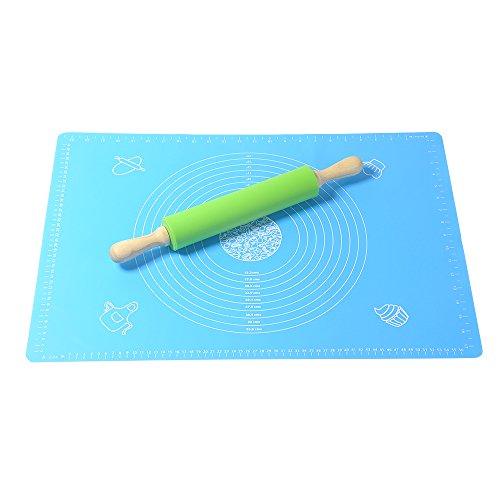 Creland Non Stick Silicone Rolling Non Slip