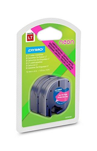 142 opinioni per LetraTag DYMO-Nastro adesivo fosforescente, confezione da 2 pezzi