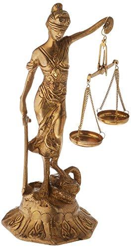 kartique 0,3m grande los ojos vendados Esculturas de la Justicia | Lady Estatuas |themis Esculturas de la Justicia | andha...