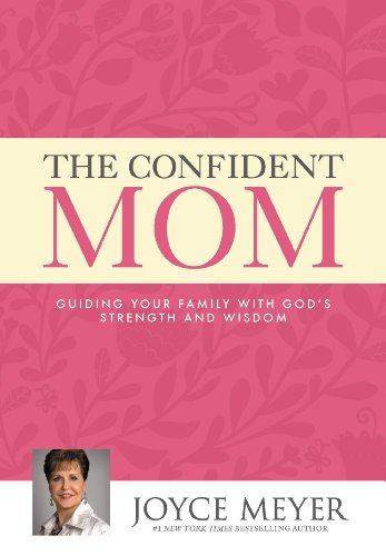 Confident Mom Guiding Family Strength ebook product image