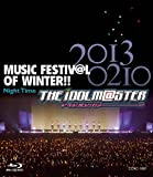 Animation - The Idolm@Ster (The Idolmaster) Music Festiv@L Of Winter!! Night Time [Japan BD] COXC-1061