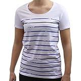 6c1136111b4d TBS Damen Poloshirt NOTTIDEB, Weiß (Blanc 027), 42(Hersteller Größe ...