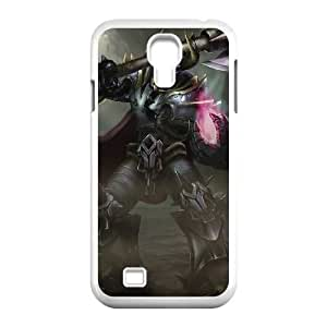 Samsung Galaxy S4 9500 Phone Case Cover White League of Legends Lord Mordekaiser EUA15987508 Discount Phone Cases