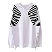 Splendid-Dream EXO poisoning maze printing Hoodie Sweatshirt