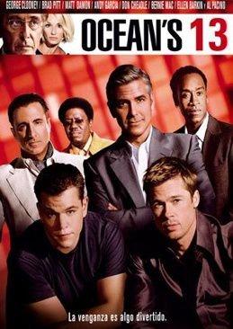 Ocean's Thirteen - Brad Pitt as Rusty Ryan; George Clooney as Danny Ocean; Matt Damon as Linus Cal DVD