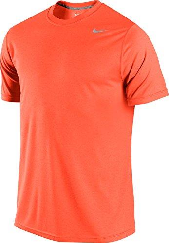 Nike Men 's Legend Dri-Fit Poly S/S CREW TOP