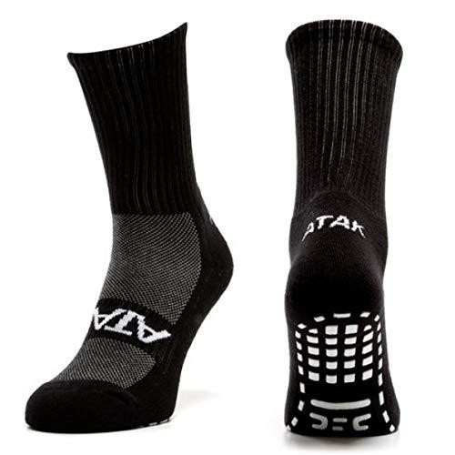 Atak Sports Men's's Non Slip Mid Leg Socks