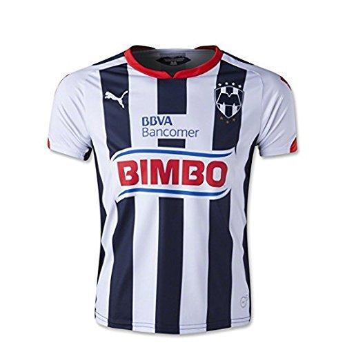 Youth calcio 14 da 15 Monterrey Soccer Home Replica Replica YL Maglia Maglia wYZqOn