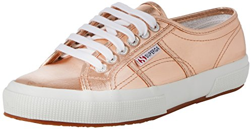 Gold Cotmetu Gold Sneakers rose 2750 Superga Basses Femme Or 5FYzpxwq