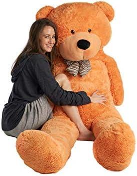 Giant Stuffed Bear Mr Cares