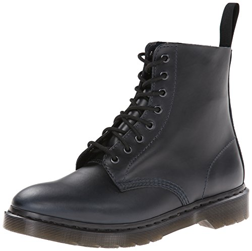 Dr. Martens Mens Pascal 8 Eye Boot Navy