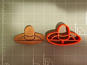 Mexican Hat Cookie Cutter