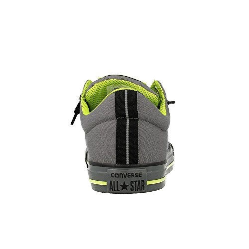 Converse - Mason - 654343C - Color: Gris - Size: 35.0