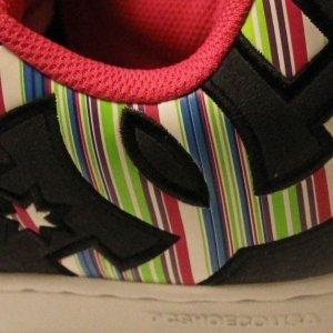 DC Shoes Sneaker Corte Graffik Se signore Skate Shoes, Size:42
