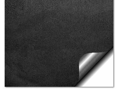 "MICROSUEDE MICRO FIBER FAUX SUEDE ROLL - SIZE: 12"" X 36"" Micro Fiber Felt - SELF ADHESIVE - No Scratch - Premium Adhesive Backing - Peel-N-Stick (BLACK)"