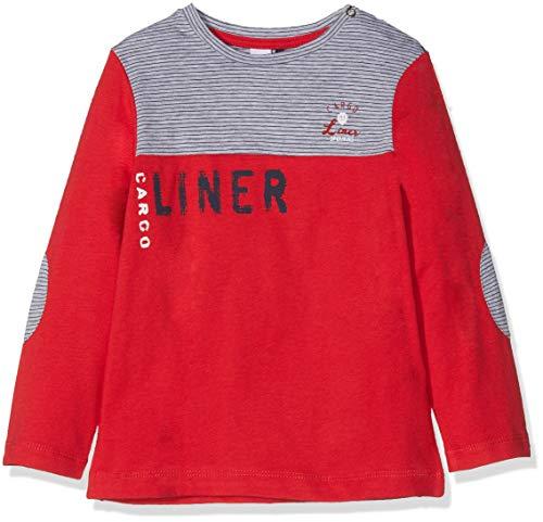 Boy de 03 Baby roja 3 manzanas rojo camiseta qt4TwUXnxa