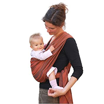 Amazon Com Didymos Baby Carrier Waves Sequoia Size 7