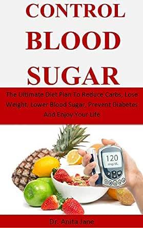 diet to reduce sugar