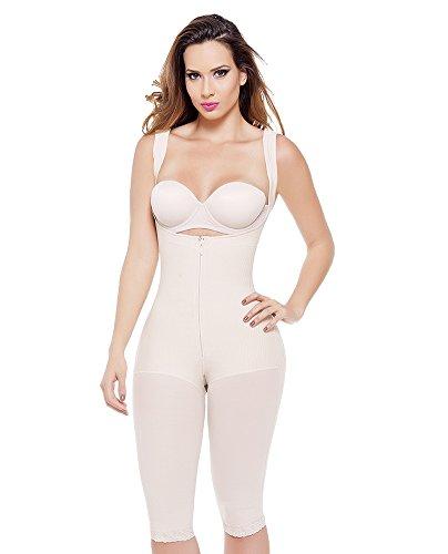 Ann Michell Karla Girdle Powernet Bodysuit by Ann Michell