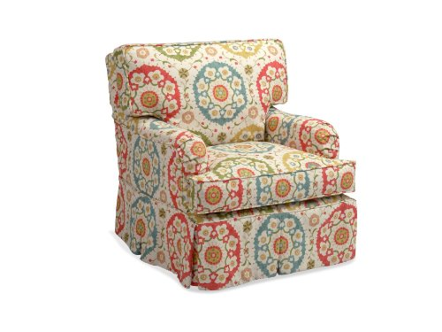 Chelsea Home Furniture Kimberly Accent Chair, Cornwall Garden (Upholstered Sleeper Chair)