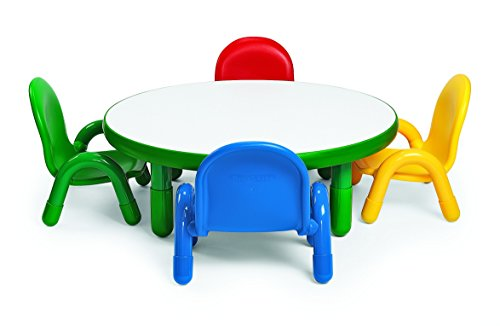 Angeles Toddler Table & Chair Set SHAMROCK GREEN