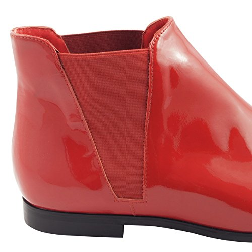 Exclusif Paris Women's Boots Red Wg9GEzPehN