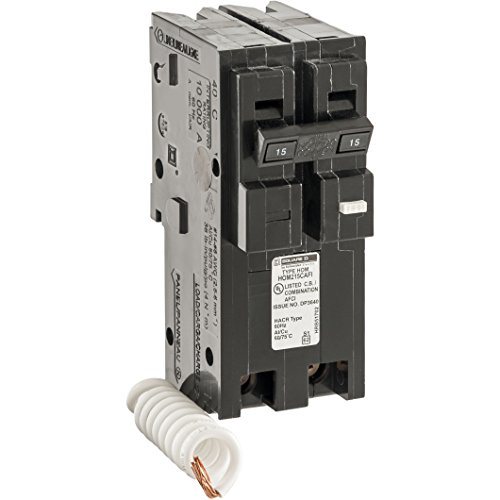 Square D by Schneider Electric HOM215CAFIC Homeline 15 Amp Two-Pole CAFCI Circuit Breaker, by Square D by Schneider Electric (Image #4)