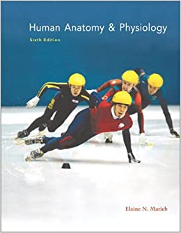Essentials of human anatomy & physiology: elaine nicpon marieb.